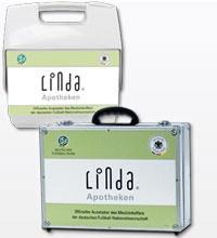 LINDA DFB-Medizinkoffer und LINDA DFB-Eisbox